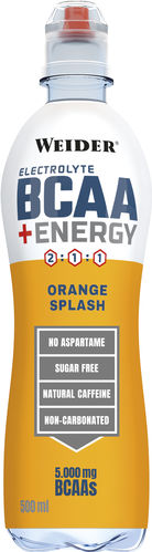 BCAA + Ernergy Drink – Orange Splash DPG 0,5L