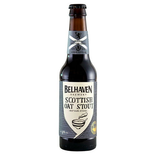 6 x Belhaven Scottish Oat Stout 0,33L