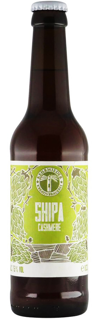 Kehrwieder - SHIPA Single Hop IPA 0,33l