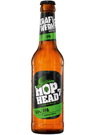 Craftwerk Hop Head IPA 0,33L