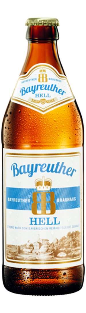 Bayreuther Hell 0,5L