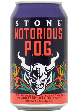 STONE - Notorious P.O.G. 0,355L