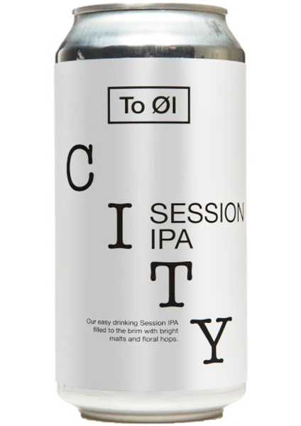 To Øl City Session IPA 0,44L
