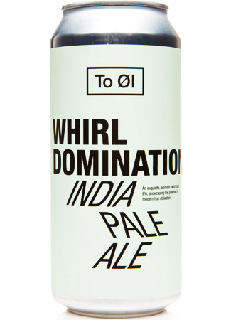 To Øl Whirl Domination IPA 0,44L